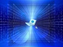 E-business grafische achtergrond vector illustratie