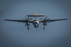 E-2C Hawkeye Royalty Free Stock Photos