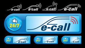 E-call Stock Photography