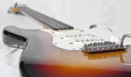 E-chitarra Fotografie Stock