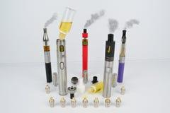 E-Cig Vape Pen Revolution Recruitment Agency Stock Afbeeldingen