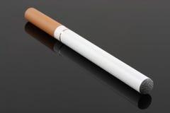 E-cigarette. A closeup photo of an e-cigarette on the black background Royalty Free Stock Photo