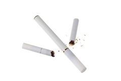 E-cigarrillo fotografía de archivo libre de regalías