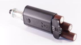 E-cigarrillo Imagenes de archivo