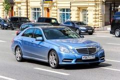E-clase de Mercedes-Benz W212 Foto de archivo