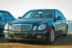 E-classe w211 de Mercedes Imagens de Stock Royalty Free