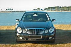 E-classe w211 de Mercedes Fotos de Stock