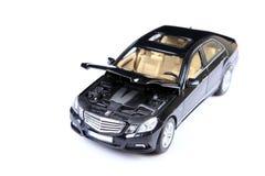 E-codice categoria di Mercedes fotografie stock libere da diritti