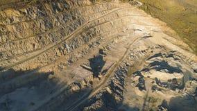 E colpo r mining stock footage