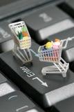 E- Comercio Fotografía de archivo libre de regalías