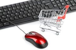 E-commerce Royalty Free Stock Photos