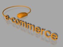 E-Commerce - 3D Stock Photo