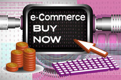 E commerce Royalty Free Stock Images