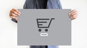 E-Commerce Add to Cart Online Order Store Buy shop Online paymen. T Shopping Stock Photo
