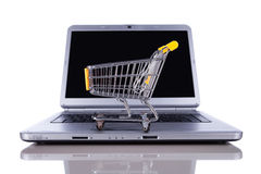 E-commerce concept Stock Photos
