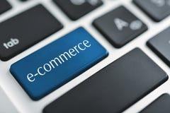 E-commerce concept Stock Photos