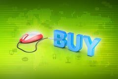 E- commerce concept Stock Image