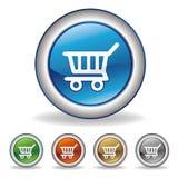 E-commerce icon. On white background