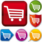 E-commerce icon Royalty Free Stock Photo