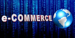 E commerce Royalty Free Stock Photography