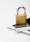 E-commerce security Royalty Free Stock Image