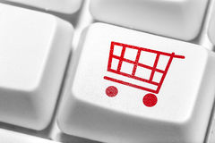 E-commerce, Shopping online. Stock Images