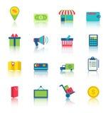E-commerce Shopping Symbo Stock Images