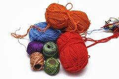 E crochet r стоковая фотография rf