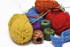 E crochet r стоковые фотографии rf
