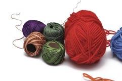 E crochet r стоковое изображение rf