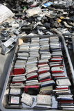 E-déchets Photos libres de droits