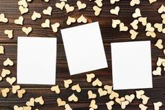 E De dag van de valentijnskaart `s Royalty-vrije Stock Fotografie