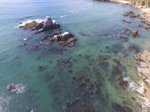 E De San Francisco par le Big Sur image libre de droits