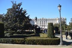 E 7. Dezember 2013 Madrid, Spanien Stra?enphotographie, stockfoto