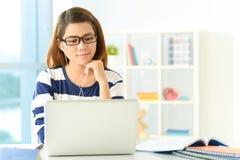 E-education Stock Photo