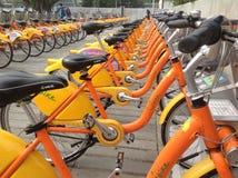 E-Fahrrad Lizenzfreie Stockbilder