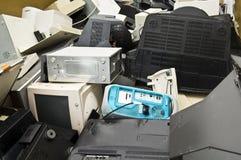 E-gaspillez photographie stock