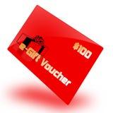 E-Geschenk Zeuge Lizenzfreie Stockfotos