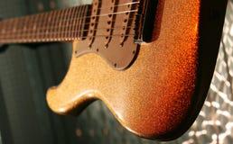 E-Gitarre stockbild