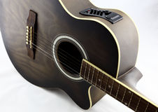 E-Gitarre recht gut Stockfotografie