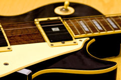 E-guitare Image libre de droits