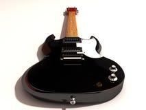 E-guitarra Fotos de archivo
