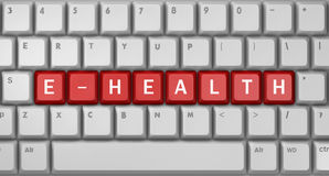 E-health Stock Image