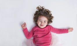 E Het concept gelukkige kinderjaren royalty-vrije stock afbeeldingen