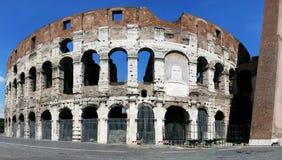 E italy rome royaltyfri bild