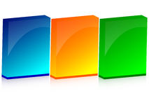 E-Kasten vektorabbildung Lizenzfreies Stockfoto