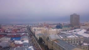 E Kazan, Tatarstan, Russie images stock