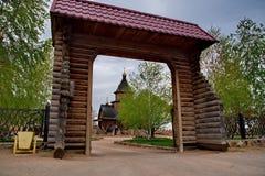 E Kirche der Kazan-Ikone der Mutter des Gottes Stockfotografie