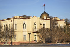 E Kirgistan Obraz Stock