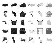 E-kommers och aff vektor illustrationer